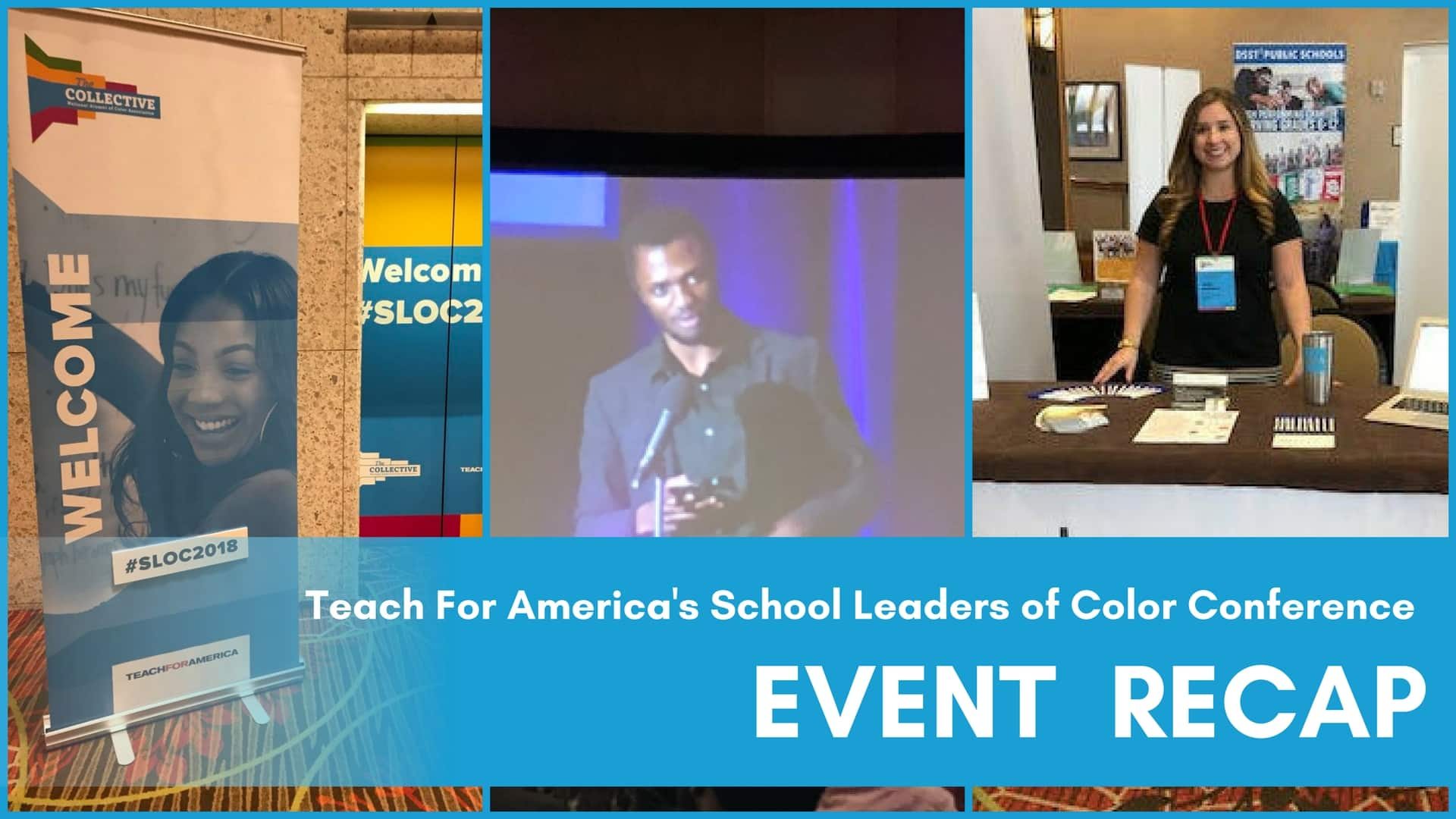 Teach For America's School Leaders Of Color Conference - Our Favorite Conference Twitter Recaps